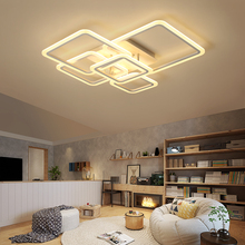 New Simple art modern led ceiling lights for livingroom bedroom Creative lamp lamparas de techo plafonnier