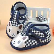 Newborn Girl Boy Soft Sole Crib Toddler Shoes Canvas Sneaker buty dla dziewczynki 2 year baby girl shoes zapatillas deportiva(China)
