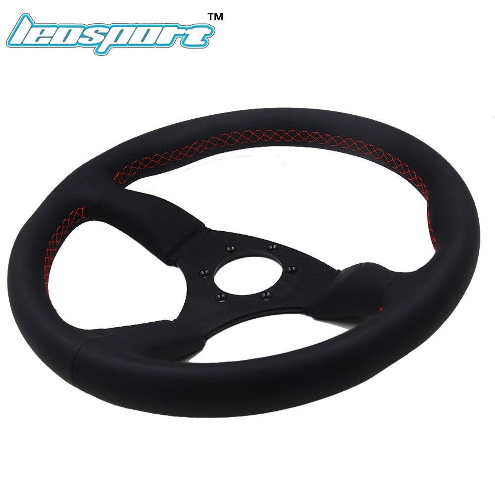 Cheap 350mm steering wheel