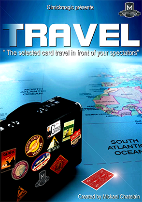Free Shipping Travel Gimmick And Online Instructions By Mickael