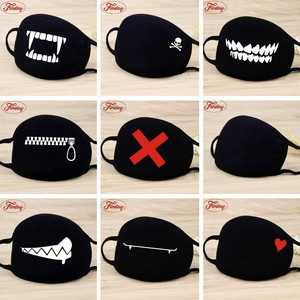 Image 1 - Unisex Face Mouth Mask Camouflage Mouth muffle Respirator Cartoon Cotton Masks Outdoor Health Care Masks Wholesale Drop Shipping