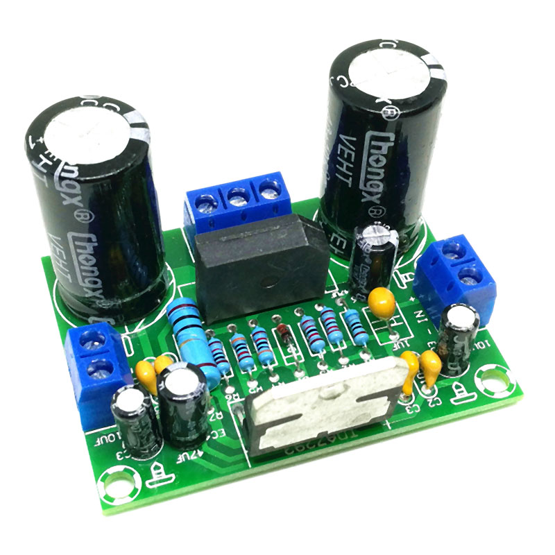 Tda7293 Audio Amplifier Board 100W High Power Mono Amplifier Board Double Ac12-32V