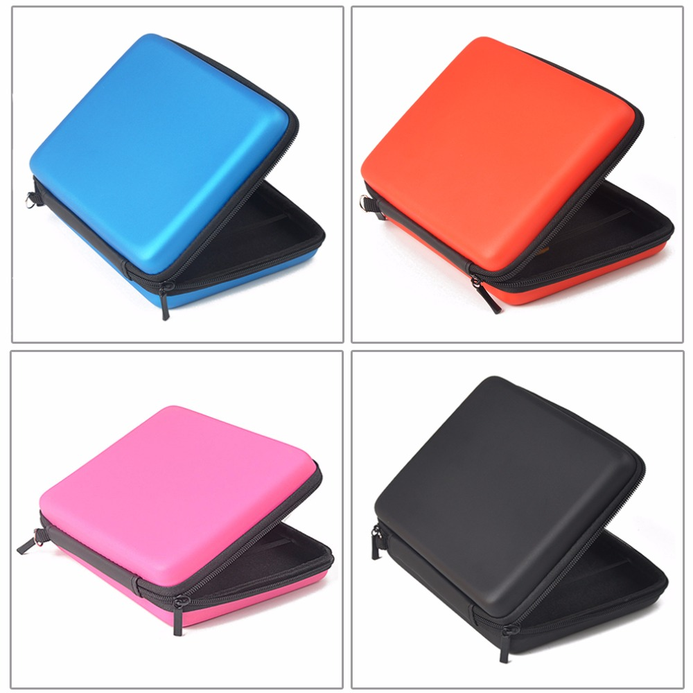 HobbyLane Hard Case Shell for Nintend New 2DS Game Console Travel Carrying Bag Holder Pouch Built-in Game Card slot d15