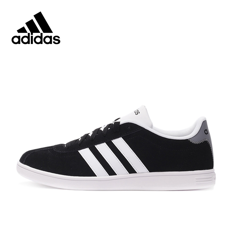 Adidas Authentic New Arrival 2017 NEO Label Men's Skateboarding Shoes Low Top Sneakers AW4636 B74458 B74459 adidas original new arrival official neo women s knitted pants breathable elatstic waist sportswear bs4904