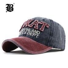 [FLB] Baseball Cap Women Hats For Men Trucker Brand Snapback