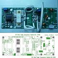100W FM VHF 80Mhz-170Mhz RF Power Amplifier Board AMP DIY KITS For Ham Radio Amplifiers