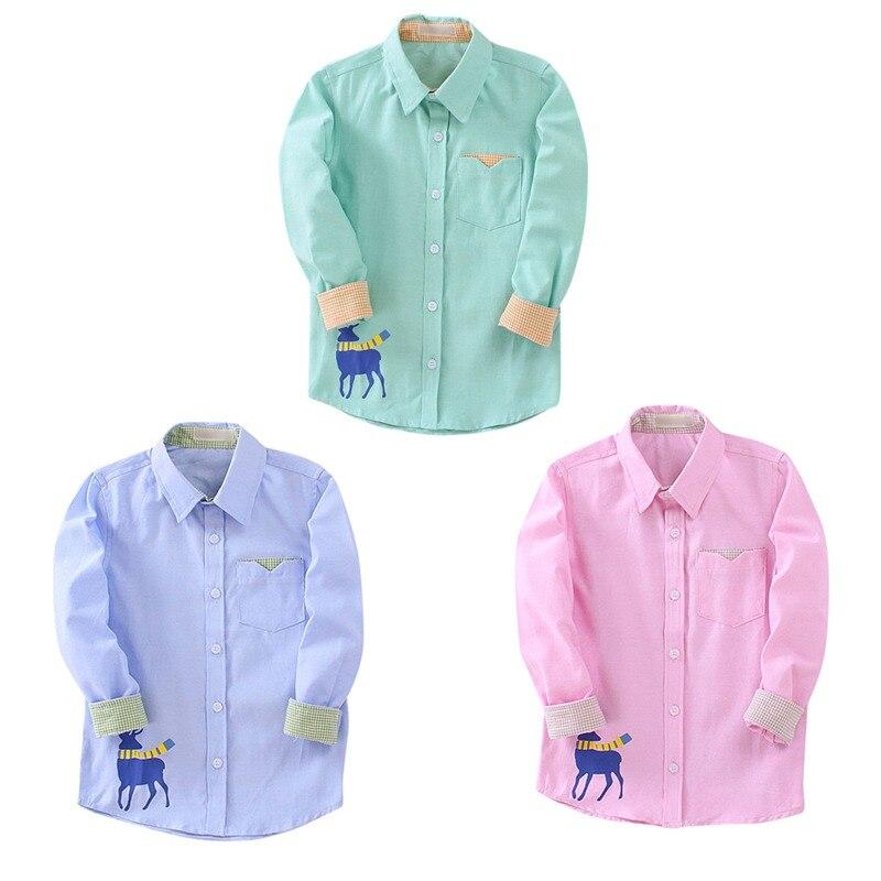 2-10 T Neue Mode Kinder Langarm Shirt Jungen Mädchen Revers Wilden Shirts Baby Kinder Casual Outfits Y2 Ausgezeichnete (In) QualitäT