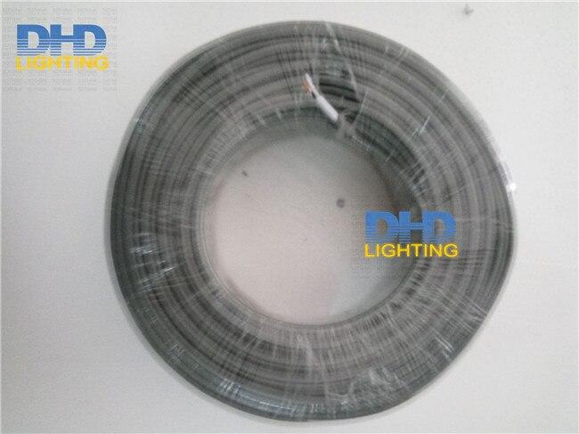 25 Mètre élastique Roll-excellente qualité en Noir /& Blanc Largeur 25 mm 1 in environ 2.54 cm