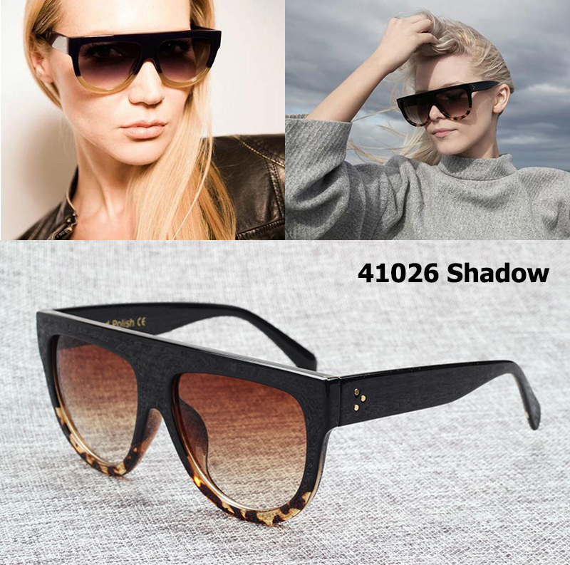 JackJad Women Fashion Cat Eye 41026 Shadow 3 Dots Solglasögon Märke Design Gradient Sun Glasses Eyewear Oculos De Sol Feminino