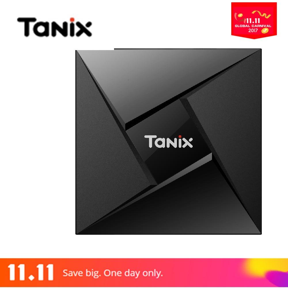 Tanix TX9 Pro TV Box Amlogic S912 Octa core Smart Android 7.1 3G 32G Bluetooth Wifi 4K 1080P HD Set-Top Box HDMI 2.0 Set Top Box tanix tx9 pro tv box 3g 32g amlogic s912 android 7 1 octa core bluetooth 4 1 wifi set top box media player pk x96 gt1 ultimate
