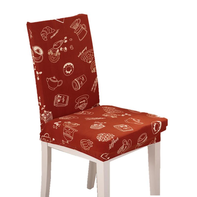 caf plum fundas para sillas baratas elstico jacquard cubiertas de la silla para la decoracin del