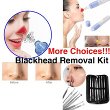 Pore-Cleanser Popper Blackhead-Remover Whitehead-Pimple-Spot Comedone Stainless-Steel