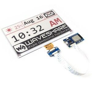 Image 3 - SPI E Pape ESP32น้ำหนักเบาWIFIบอร์ดUniversal Waveshareไร้สายแผงหมึกหน้าจออินเทอร์เน็ตบลูทูธใช้งานง่าย