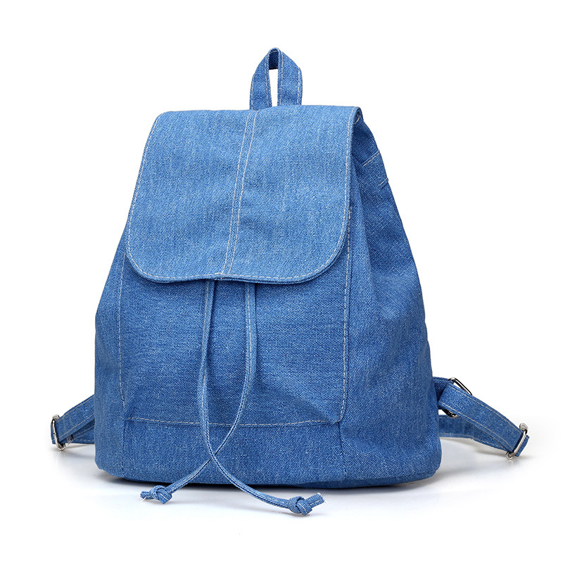Soft Canvas Women Backpack Drawstring School Bags Female Backpacks For Teenage Girls Mochilas Escolares SchoolbagSoft Canvas Women Backpack Drawstring School Bags Female Backpacks For Teenage Girls Mochilas Escolares Schoolbag