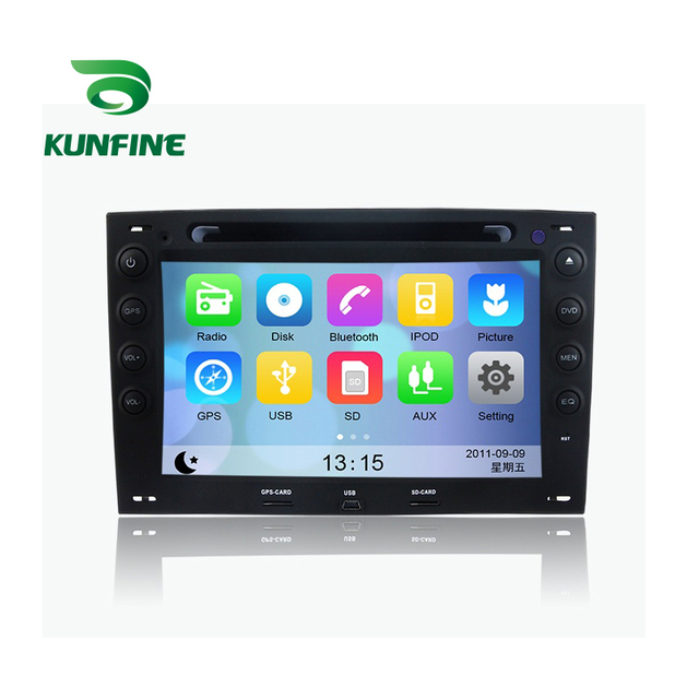 WINCE 6.0 MTK MT3360 Car DVD GPS Navigation Player Car Stereo for Renault Megane 2003-2010 Radio 3G Wifi Bluetooth
