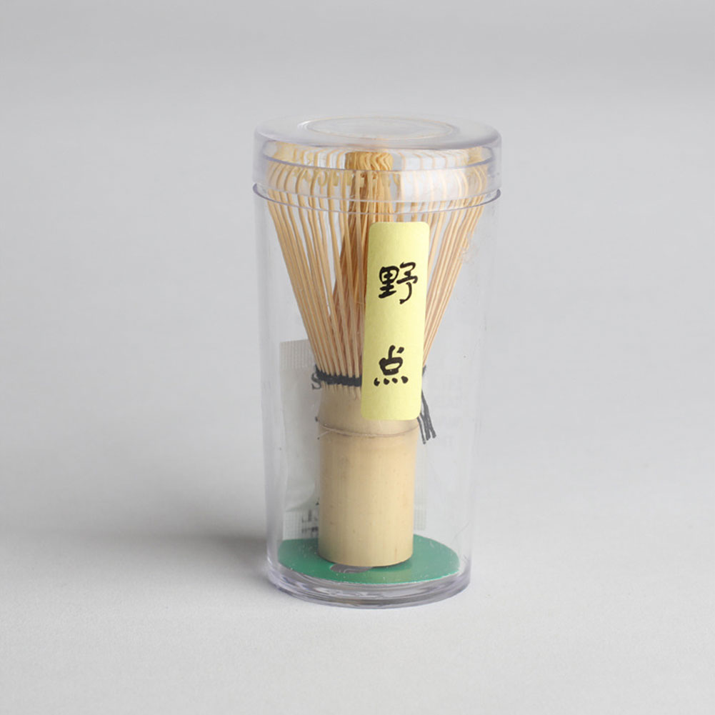 Japanese Style Powder Tools Useful Bamboo Preparing Kitchen Tea Matcha Brush Whisk Accessories