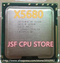 Lntel Xeon X5680 prozessor (3,333 GHz/12 MB/6 kerne/Buchse 1366/6. 4 GT/s QPI) Sechs kern Server CPU (arbeiten 100% Freies Verschiffen)