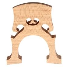 Профессиональный Виолончель мост для 4/4 размера Виолончель изысканный кленовый материал