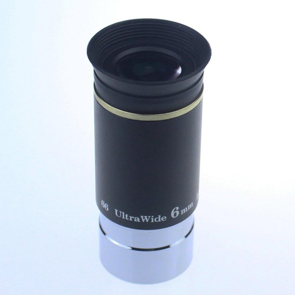 ФОТО 1.25 inch  66-degree Ultrawide Eyepiece for Astronomy Telescopes