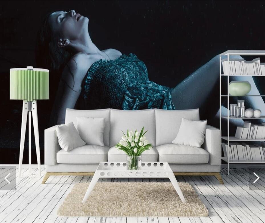 <font><b>3D</b></font> <font><b>Sex</b></font> Girl <font><b>Wallpaper</b></font> Mural HD Printed Photo Wall Murals for Bedroom Figure Wall Paper Roll Wall Coverings image