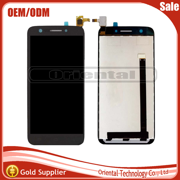 NEW Arrival For Prestigio MultiPhone 5508 Duo FPC-S90556-1 V02 S LCD Display +Touch Screen digitizer lcd screen free shipping