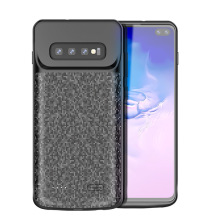 Neng Battery case For Samsung S10 Silicone Shockproof Battery charger case External Portable Power Bank For Samsung S10Plus S10E