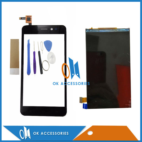 5.0 Inch Black Color For Explay PuLsar LCD Display Screen Touch Screen Digitizer High Quality With Tools & Tape5.0 Inch Black Color For Explay PuLsar LCD Display Screen Touch Screen Digitizer High Quality With Tools & Tape