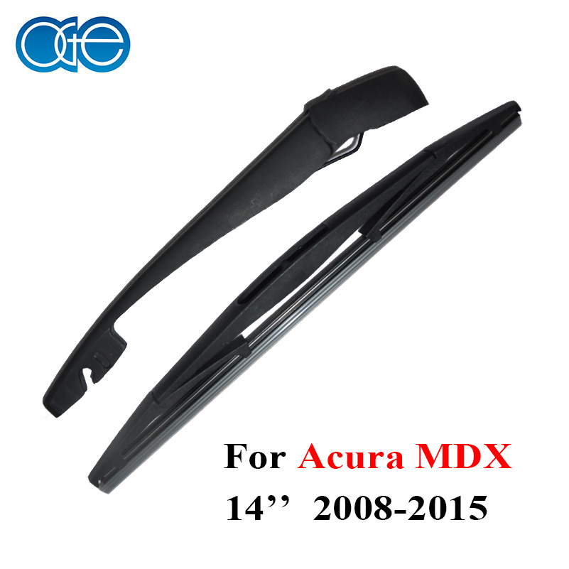 Oge Pcs 14'' Rear Wiper Arm And Blade For Acura MDX 2008