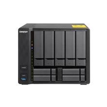 QNAP TS-932X 2G память 9-bay бесдисковый nas, nas сервер nfs Сетевое хранилище Облачное хранилище, 2 года гарантии