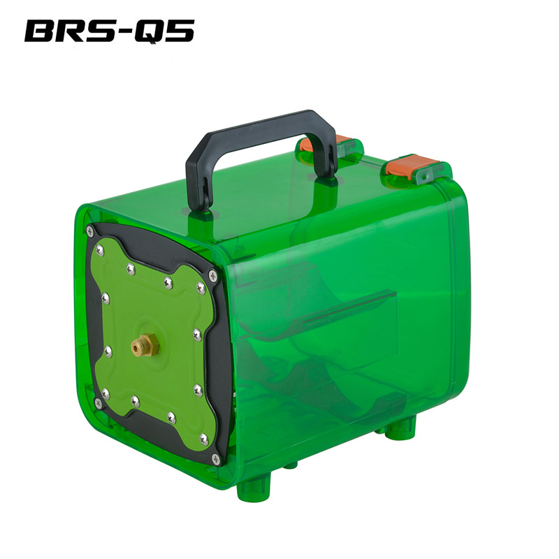 цена на BRS-Q5 Outdoor High Strength Polycarbonate Picnic Camping Travel Power Gas Tank Unit Bin Unit for Stove Accessory