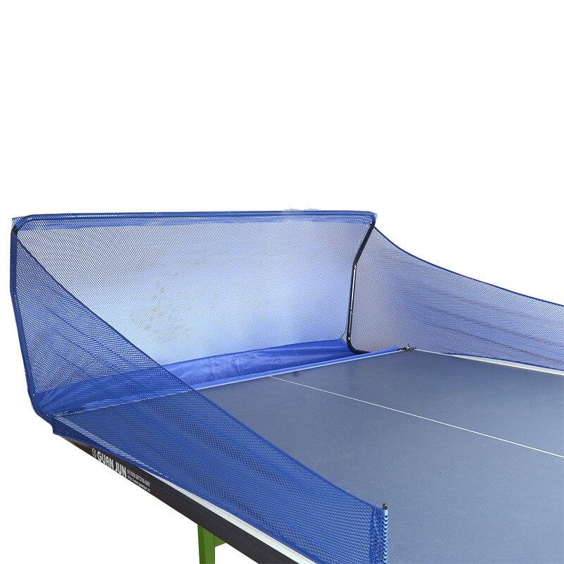 Robot Tennis De Table Boule Catch Net Ping-Pong Collecteur À Billes Net pour Entraînement De Tennis De Table Tennis De Table Accessoires
