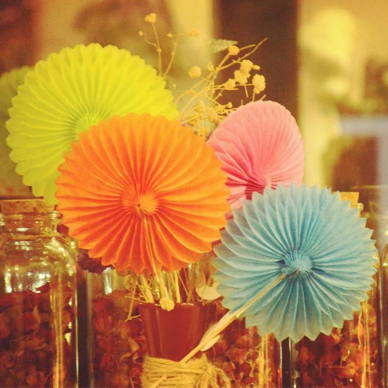 Decorative Paper Crafts 20CM Wedding Flower Origami Paper