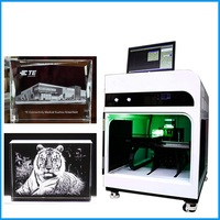 Professional Manufacture 3d Photo Crystal Laser Engraving Machine Price