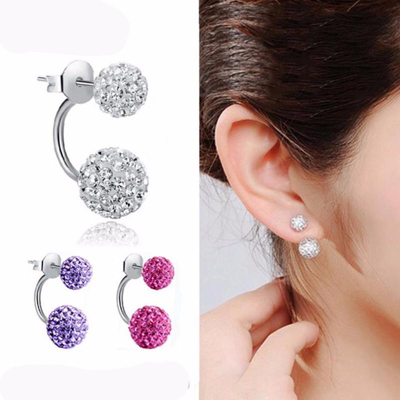 2016-New-Double-Side-Earrings-Fashion-Crystal-Disco-Ball-Shamballa-Stud-Earrings-For-Women-Bottom-Is (1)
