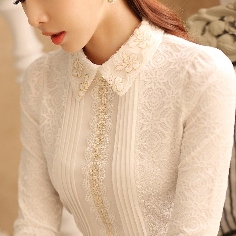 2017 otoño invierno moda mujeres clothing blusas femininas blusas camisas de lan