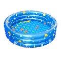 Трехъядерный Надувной Бассейн Ребенок Бассейн Piscina Inflavel Для Новорожденных Портативный Открытый Детский Бассейн Ванна Для Младенцев