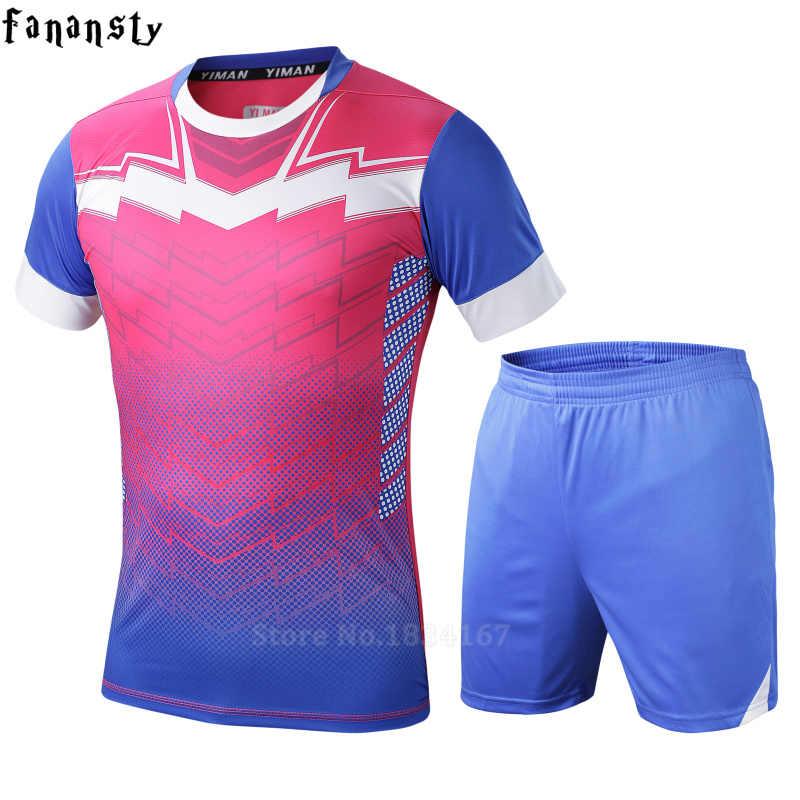 ... Колледж майки спортивные для мужчин на заказ футбол футбольные майки  форма молодежи взрослых футбол комплект костюм ... 4fd9867f683