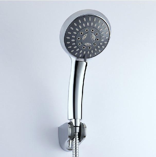 DF 5 Mode Shower Head Sprinkler Ducha Rain Showers Heads Base ...