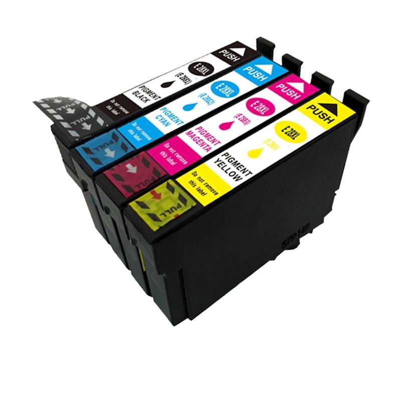 Pour Epson 288XL T2881 T2882 T2883 T2884 Pour Epson Expression Home XP-434 xp-430 xp-330 Imprimante t288