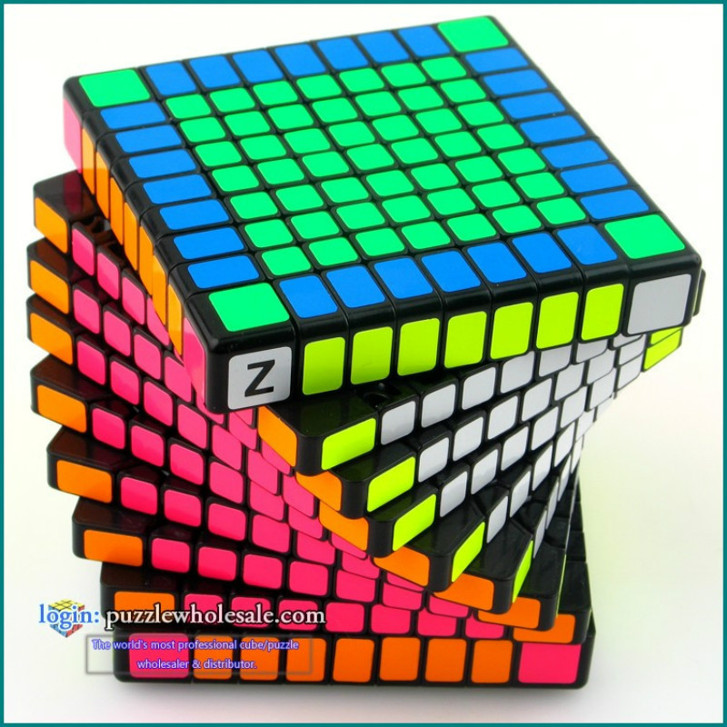 Shengshou 9x9x9 Speed Cube Puzzle Highlight new shengshou 10x10x10 magic cube professional pvc