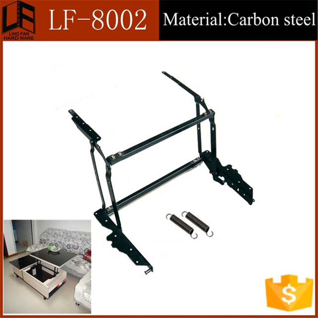 Manufacturer supply Furniture Fittings Adjustable Height Lift Top