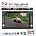 2Din Android Autoradio Navegación DVD Del Coche para VW Volkswagen passat B5 Golf MK4 Jetta Bora Polo Sharan con GPS Bluetooth Radio