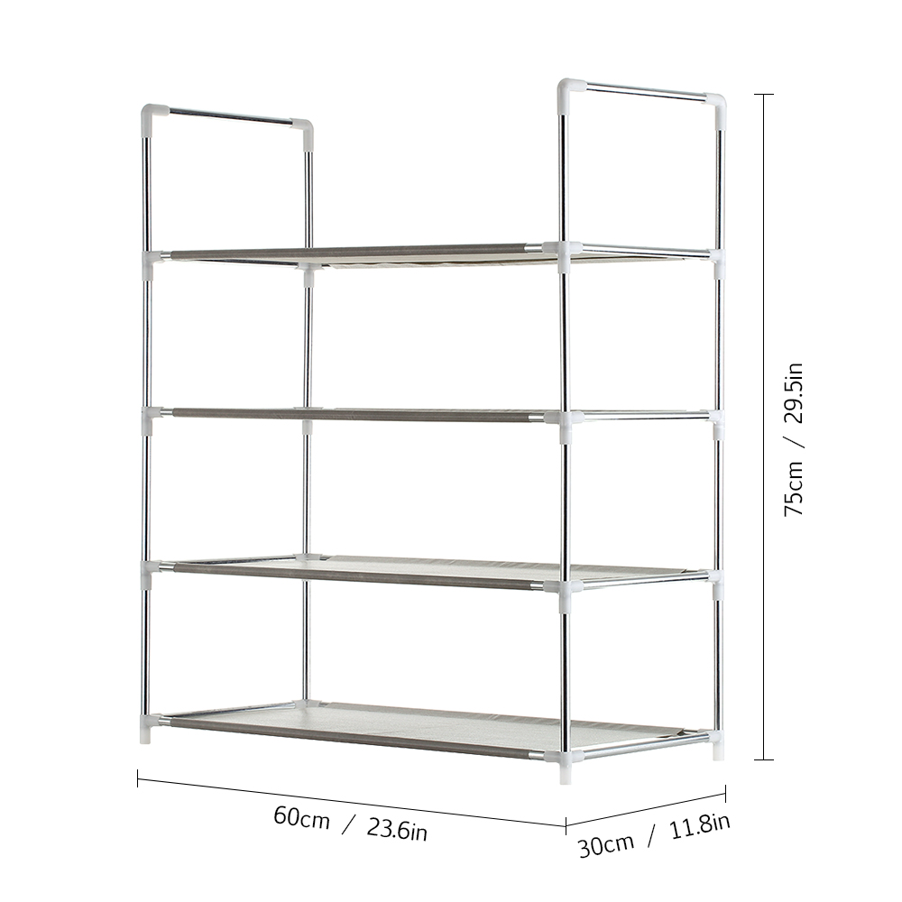 Up To 6-Tier Shoe Racks 24