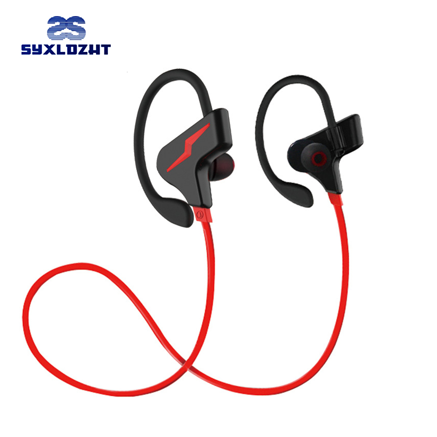 SYXLDZHT Wireless Bluetooth Earphones Headphone Sport Running Headset Stereo Blutooth Earbuds Handsfree With Mic fone de ouvido