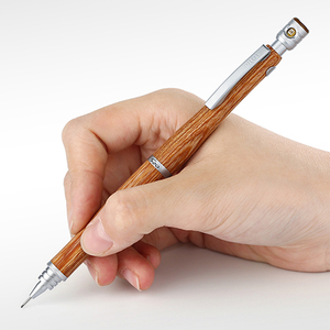 Image 5 - 1Pcs Pilot S20 Wood Pole Drawing Automatic Pencil  0.5mm Drawing Special Automatic Pen Office & School Supplies