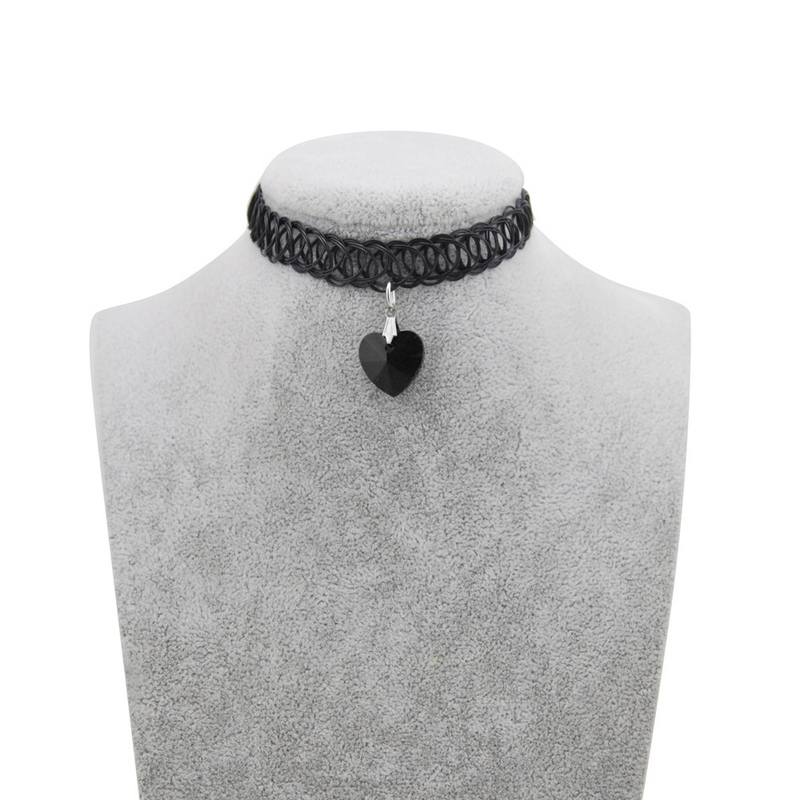 Detail Feedback Questions About Fashion New Hot Sale Crystal Heart