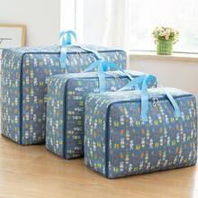 3 шт/компл сумка для хранения Оксфорд тканевая багажа водонепроницаемый
