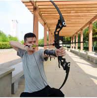 Leistungsstarke Recurve Bogen 35-40lbs Professionelle Jagd Bogen Bogenschießen Anzug für Outdoor Jagd Schießen Praxis Pfeile Zubehör