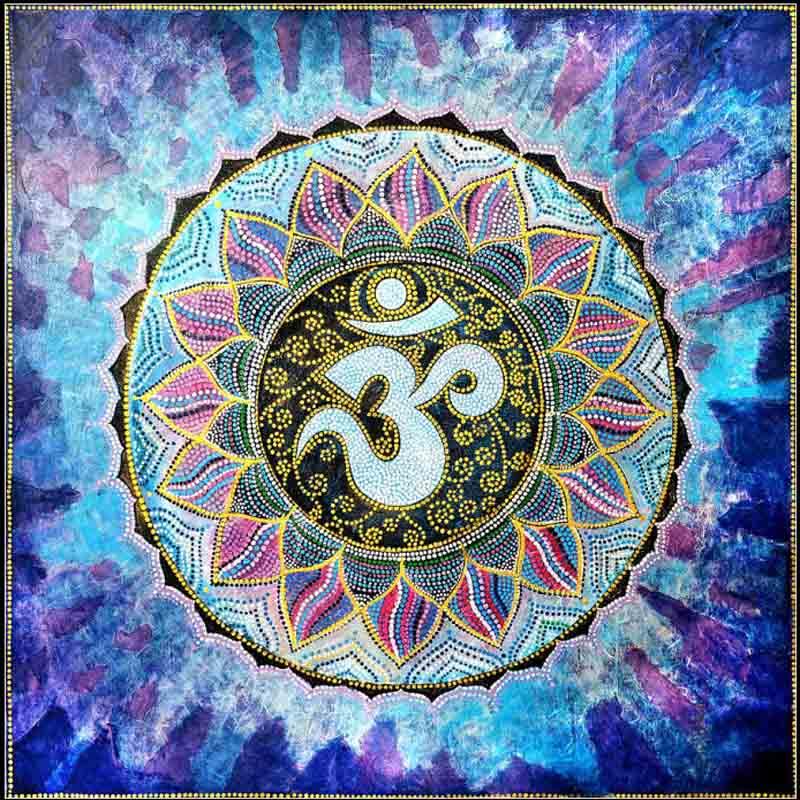 Σύμπαν Mandala Serie Νέο Διαμάντι Σταυρός - Τέχνες, βιοτεχνίες και ράψιμο - Φωτογραφία 3