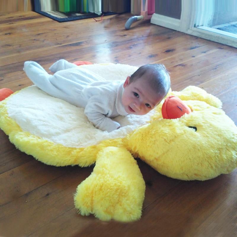 Différents animaux Styles tapis de sol bébé literie beau tapis rampant bébé tapis mignon enfants décorations de chambre
